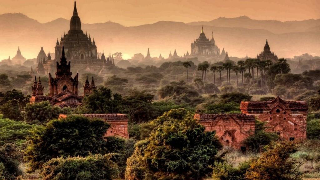 Bagan of Pagan en zijn tempels