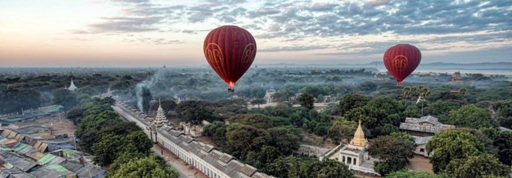 Myanmar-Birma - Bagan