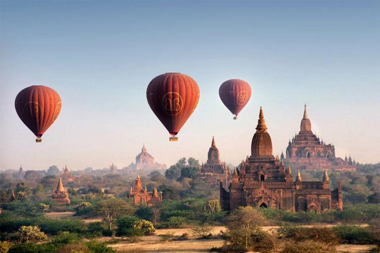 Bagan balonvaart