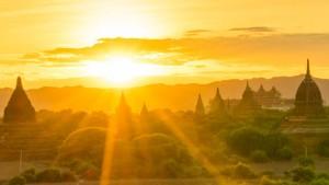 Bagan zonsopgang
