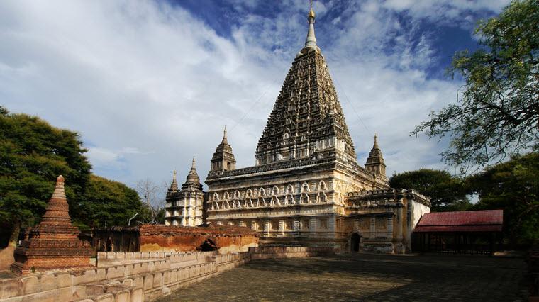 Mahabodhi tempel