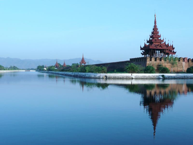 Mandalay, bezienswaardigheden Myanmar