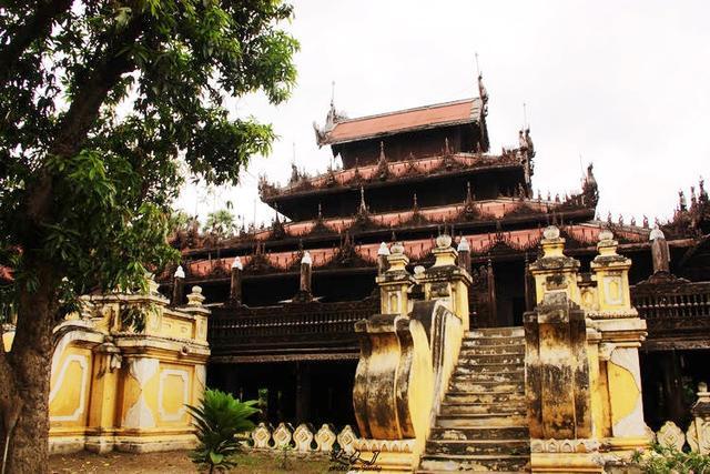 tempel bin-kyaung