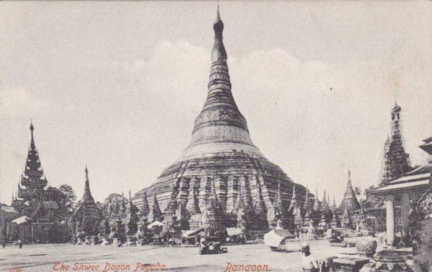 Shwee Dagon Pagoda