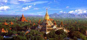 Ananda tempel, Bagan