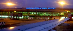Internationale luchthaven Yangon