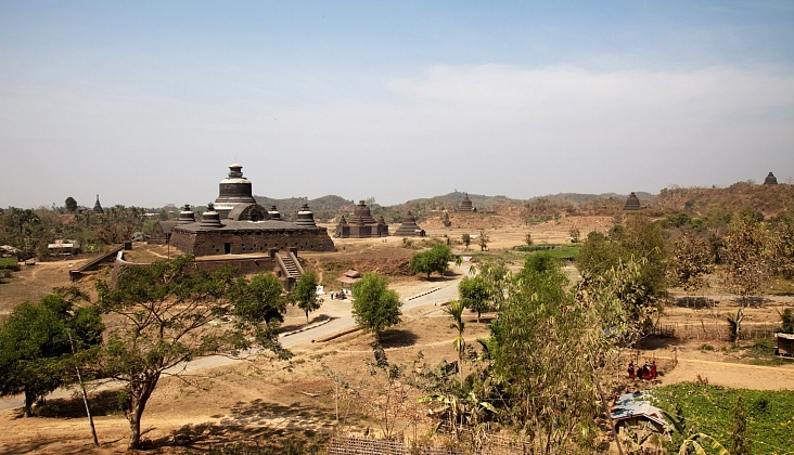Mrauk U, Htukkanthein Tempel