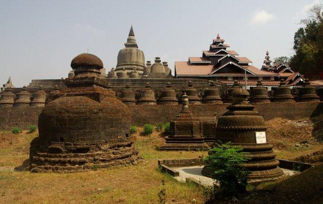 Shite-thaung Tempel, Mrauk Oo