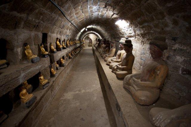 Shite-thaung Tempel, Mrauk U