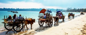 Shwe-Lay-Beach, Ngapali