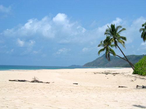Thandwe Sandoway Ngapali Beach
