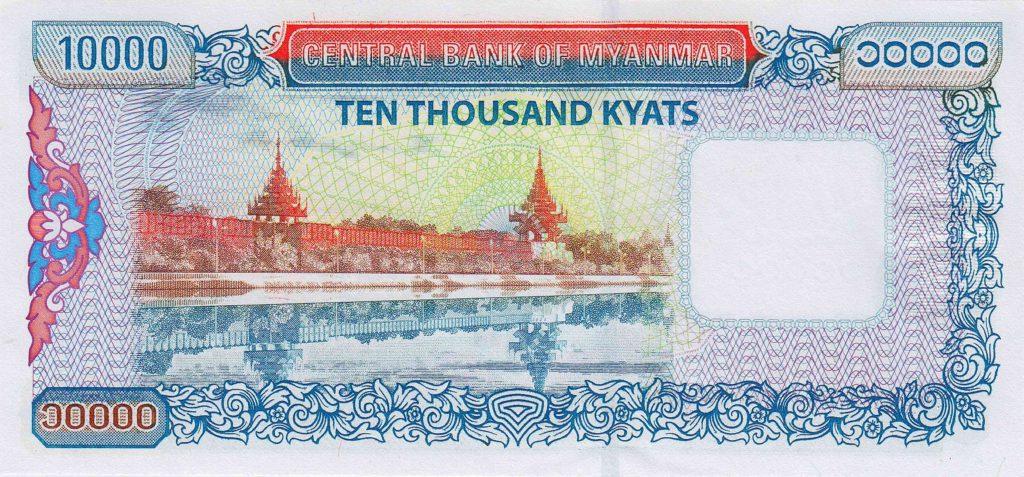geld eenheid Myanmar